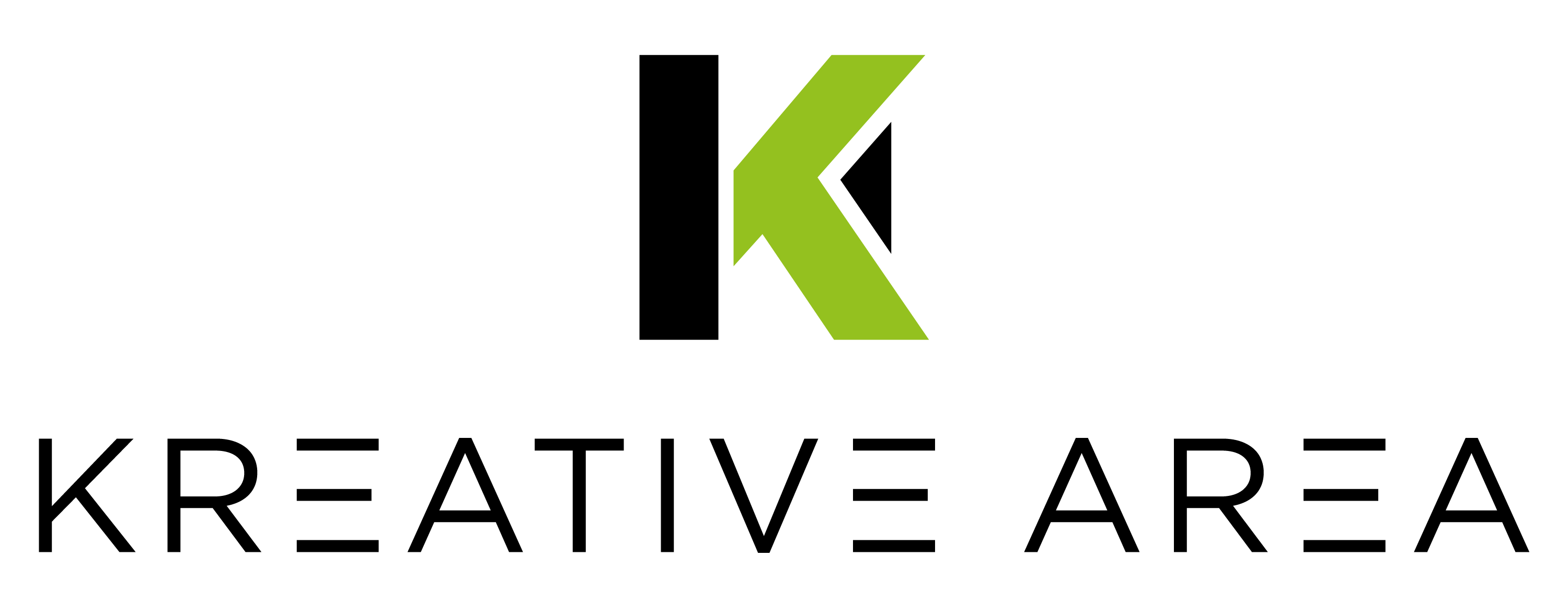 kreativearea web & graphic design logo